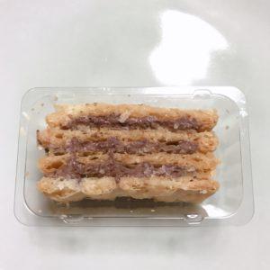 ガトー・ド・ボワイヤージュのミルフイユのチョコ味