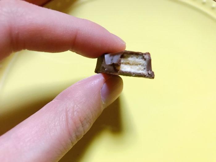 キットカット東京ばな奈を食べる