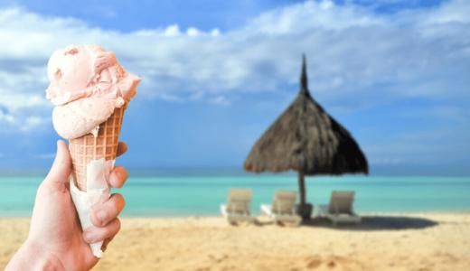 アイスが溶ける時間と温度は?買い物から何分以内に冷凍保存すべき?