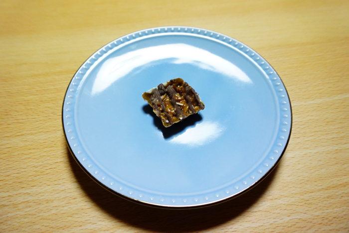 アーモンドショコラミルクティーのお菓子