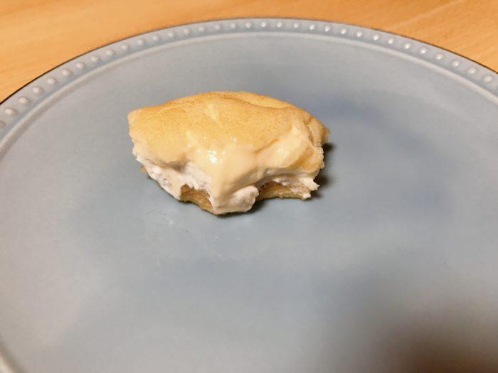 もっちりクレープのレアチーズムース