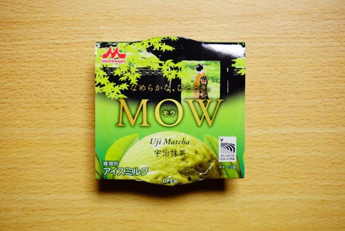 MOWの宇治抹茶味