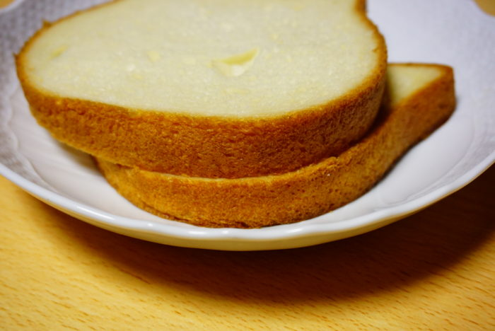 ねこねこ食パンの耳