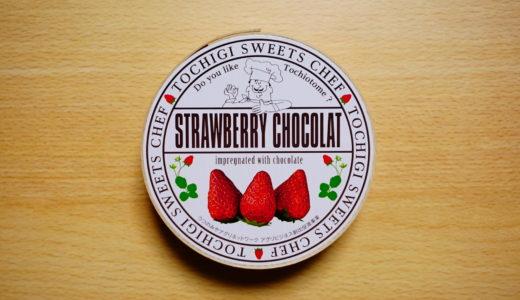 【日昇堂】とちぎのまるごといちごチョコ感想!とちおとめとチョコレートが絶妙の栃木土産!