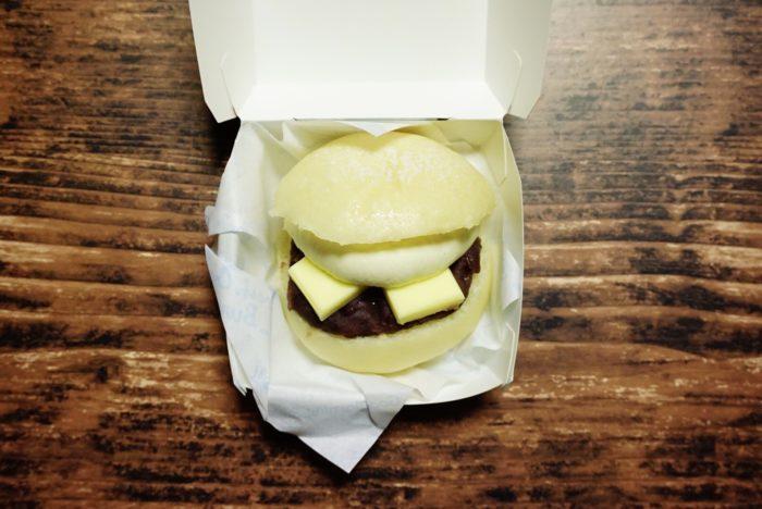 生クリームバーガー・あんバター