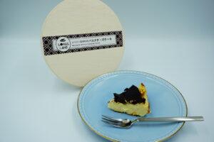 九州お取り寄せ本舗のバスクチーズケーキの全体